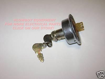 Ignition Start Switch For Massey Ferguson 50 265 285 504809m1 20a1745 504809v91