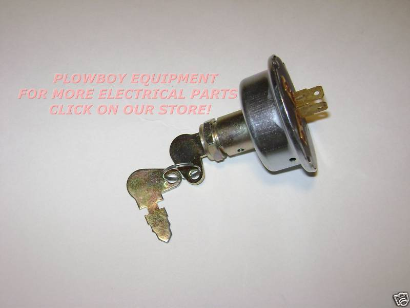 504809m1 Start Switch For Massey Ferguson 1150 1155 135 150 165 175
