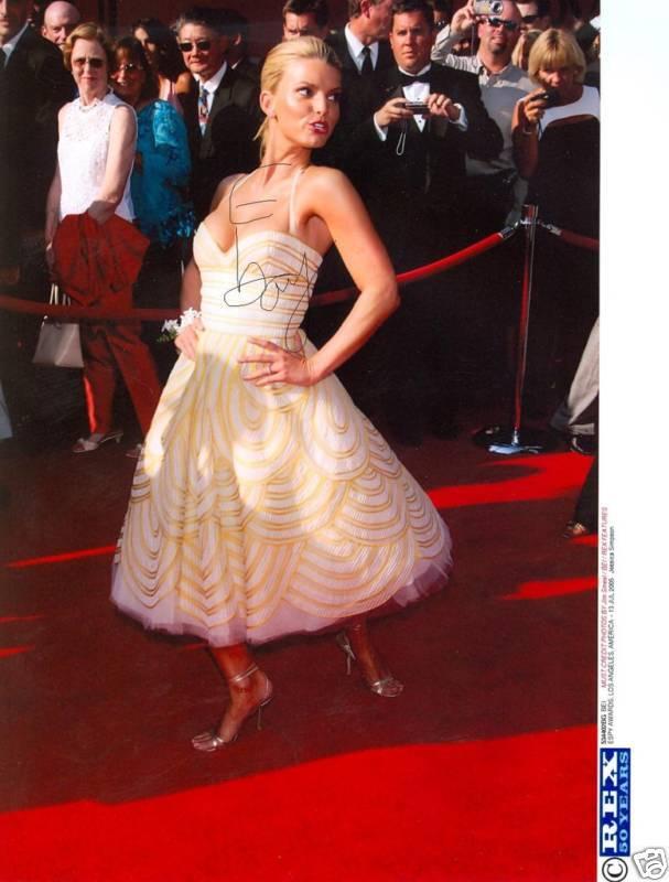 Orig Press Photo Jessica Simpson ESPY Awards 2005 NICE