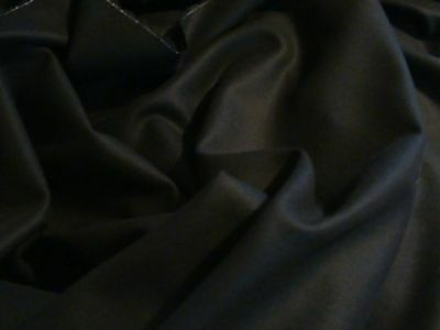 90/10 Wool Cashmere Blend Black And/or Red 10 Yards
