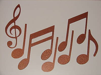 Metal Wall Art Decor Music Notes Musical Note Ebay