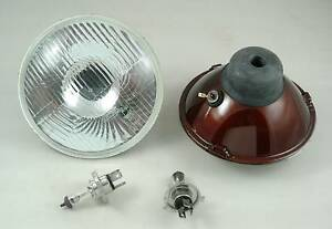 Chrysler-Valiant-H4-Halogen-Curved-Lens-Headlight-Kit