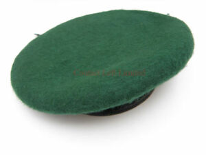NEW-Medium-57cm-58cm-Military-Green-Beret-British-Army-royal-marines-commando