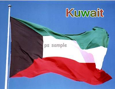 KUWAIT Flag - Travel Souvenir Fridge Magnet
