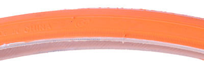 Cst Hp All Orange 700c X 23c Road Bike Tire Track Fixed Gear Bicycle Tyre