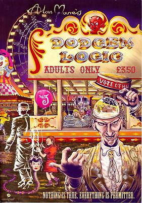 DODGEM LOGIC #3 by Alan Moore & Co.