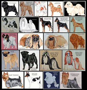 Dog Breed Cross Stitch Patterns Free