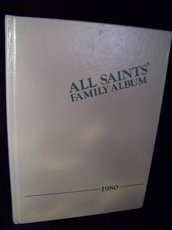 All Saints' Episcopal School 1989 Yearbook Vicksburg MS