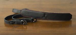 Zhou-OneKnot-Neck-Strap-RedStitch-for-Leica-Nikon-Canon