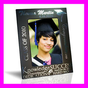 5x7-PERSONALIZED-CUSTOM-GRADUATION-PICTURE-FRAME-GIFT-BLACK