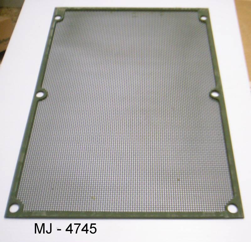 Metal Window Screen / Strainer Element - P/N: 12324571 (NOS)