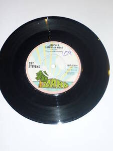 CAT-STEVENS-Another-Saturday-Night-1974-UK-Island-7-Vinyl-Single