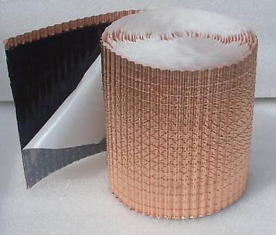 Moos Stopp Kupferrolle, Kupferband / 5m lang / Dachentmoosung!