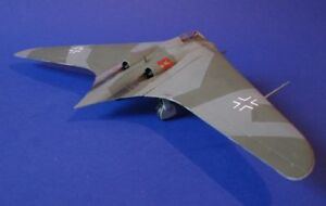 HORTEN-H0-229-Full-Size-Plans-Patterns-81-in-wing-span-Ducted-Fan-Power