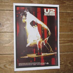 U2-Bono-Rattle-and-Hum-Repro-Advert-POSTER