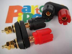 10pc-5-WAY-Speaker-Cable-TERMINAL-Dual-BINDING-POST-RBD