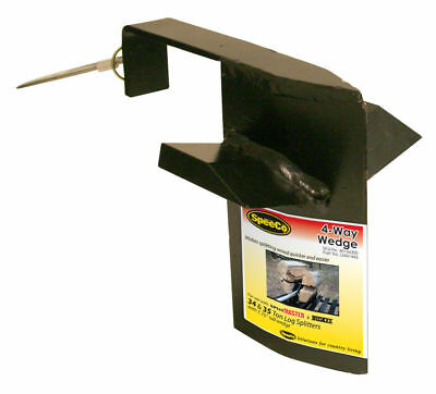 Speeco or Husky Log Splitter 4 Way Wedge Splitter 22, 25, 27 & 28 Ton splitters