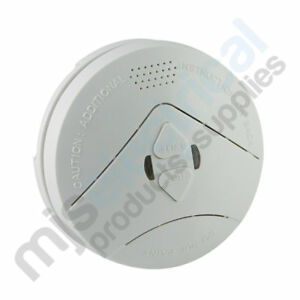 2-x-Smoke-Detector-Alarm-240V-9V-Battery-Backup-Ionisation-Interconnectable