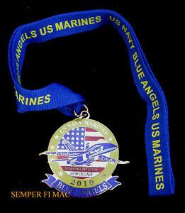 2010-US-NAVY-BLUE-ANGELS-LANYARD-PIN-MARINE-VIP-AIRSHOW