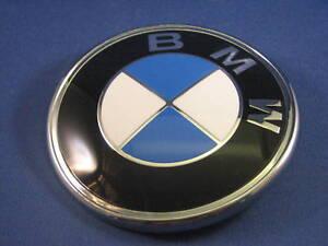 - OE New 51141872969 Genuine BMW Trunk Emblem Roundel