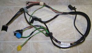 mercedes c280 c230 c43 door wiring harness f rt 97 1997