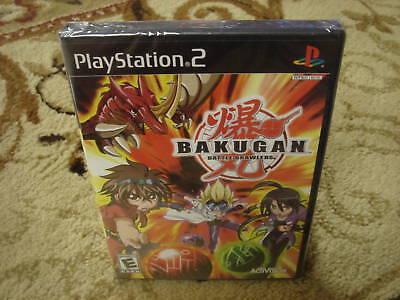 Bakugan: Battle Brawlers (playstation 2, 2009)
