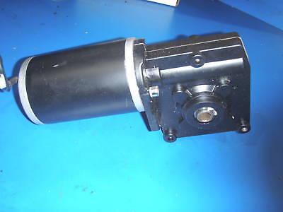 Gear motor 12 volt great for sawmill crab pot pull feed for 12 volt 50 watt dc motor