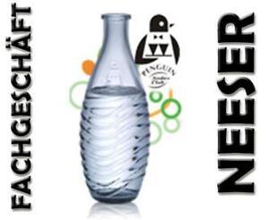 SODA CLUB SodaStream Glaskaraffe Karaffe für Penguin / Crystal vom Fachgeschäft