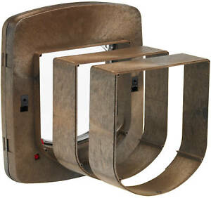 Petsafe-Staywell-Brown-Tunnel-330-fits-320-420-500-Cat-Flaps-Doors