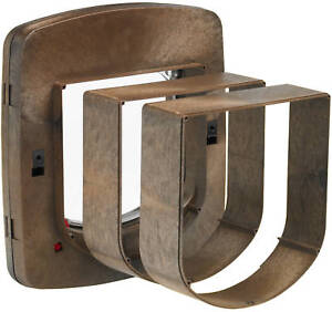 Petsafe-Staywell-Brown-Tunnel-330-fits-320-420-amp-500-Cat-Flaps-amp-Doors