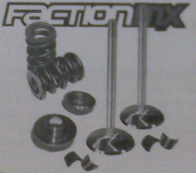 Honda Crf450x Faction Intake Valve / Spring Kit 05-2014