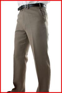 CUSTOM-MADE-to-MEASURE-Tailored-Mens-BESPOKE-Trousers