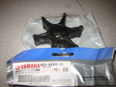 NEW YAMAHA all 115-250 HP IMPELLER OUTBOARD# 6E54435201