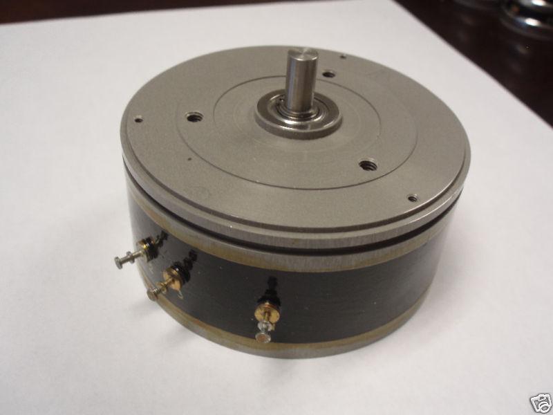 Potentiometer High Precision 2200 Ohms 3 Quot Dia Ebay