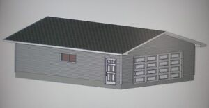 Download 24x30 garage material list plans free for Garage material list