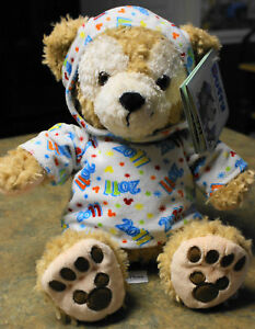 New Disney Parks Hidden MICKEY Duffy 2011 Bear 12 Inch