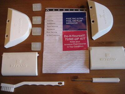 Cork Vinyl Hayward Navigator Ultra Pool Vac Tuneup Kit Part Axw350