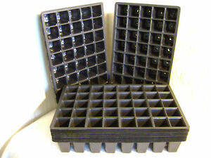 10 X 40 CELL FULL SIZE SEED TRAY INSERTS  EX VALUE