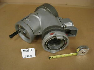 Snap-Tite-Hose-Pressure-Relief-Shut-Off-Valve-Used-z028