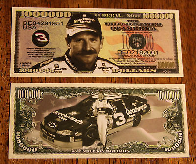 Dale Earnhardt Sr  Nascar Goodwrench The Intimidator