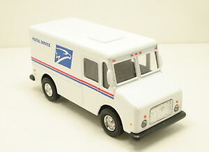 Us postal service mail delivery 4 5 quot diecast model truck usps ebay
