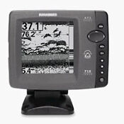 Hummingbird Fish Depth Finder