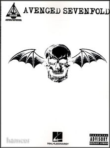 Avenged-Sevenfold-Guitar-Recorded-Versions-TAB-Book