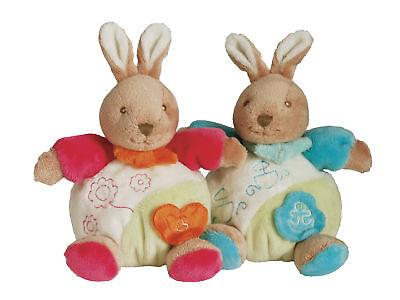 NEW-baby-BOY-gift-soft-plush-toy-BUNNY-RABBIT-RATTLE