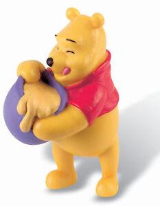 Figurine DISNEY Winnie l/'ourson WINNIE MIEL 7 cm neuve