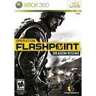 Operation Flashpoint: Dragon Rising (Microsoft Xbox 360, 2009) - European Version