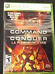 Command-and-Conquer-3-Kane-039-s-Wrath-Xbox-360-VideoGames