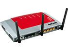 AVM FRITZBox Fon WLAN 7240 300 Mbps 4-Port 10/100 Verkabelt Router (20002436)