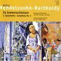 Mendelssohn-Bartholdy - Sommernachtstraum / Sinfonie 4