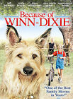 Because of Winn-Dixie (DVD, 2009, DVD Cash)
